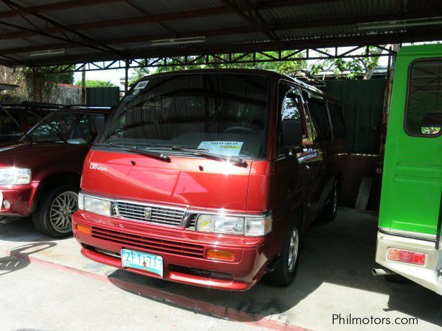 Used Nissan Urvan for sale in Cavite