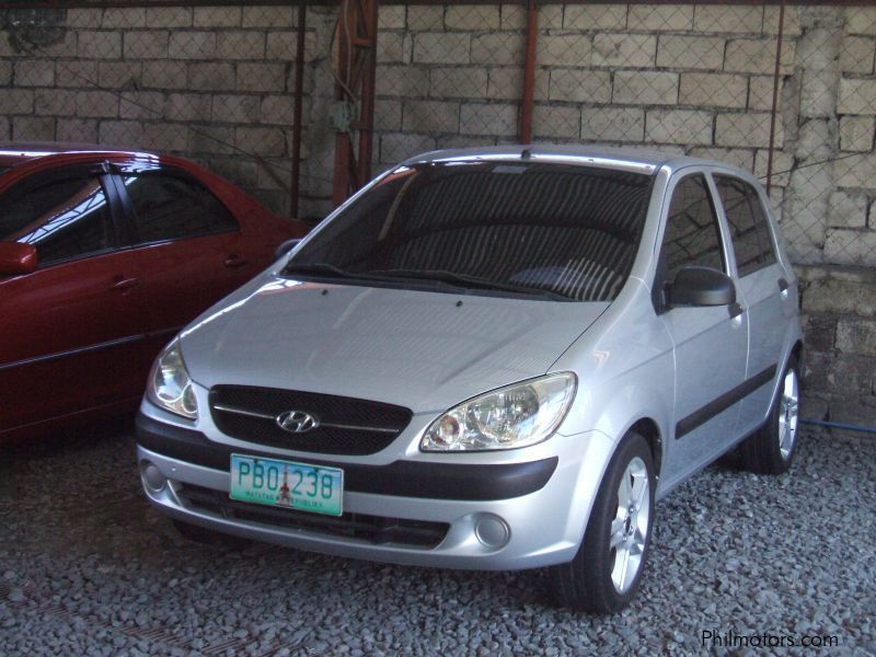 Used Hyundai Getz in Cavite