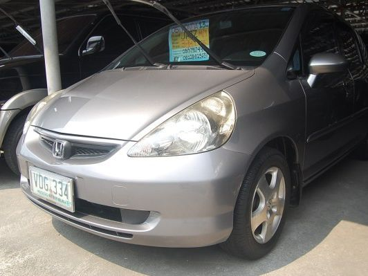 Used Honda Jazz in Philippines