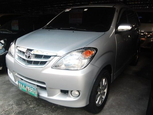 Used Toyota Avanza G in Philippines