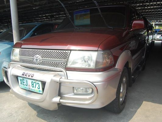 Used Toyota Revo SR in Philippines