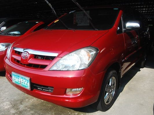 Used Toyota Innova G in Philippines