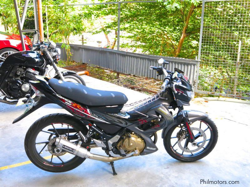 Used Suzuki Raider for sale in Pasig City