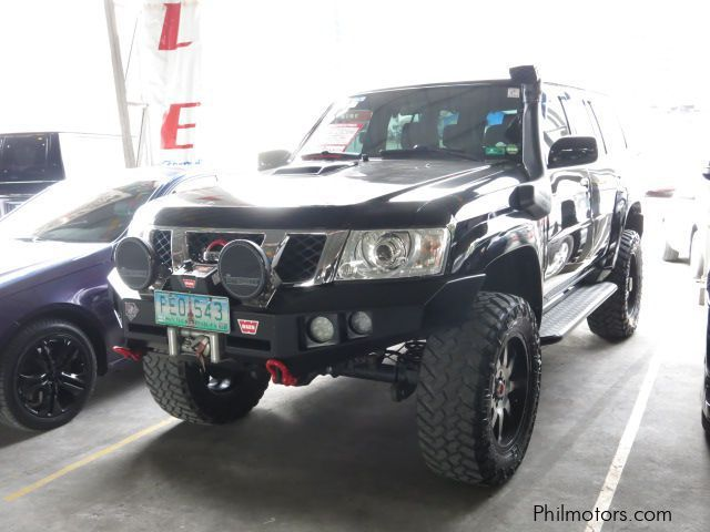 Used Nissan Patrol Safari for sale in Pasig City