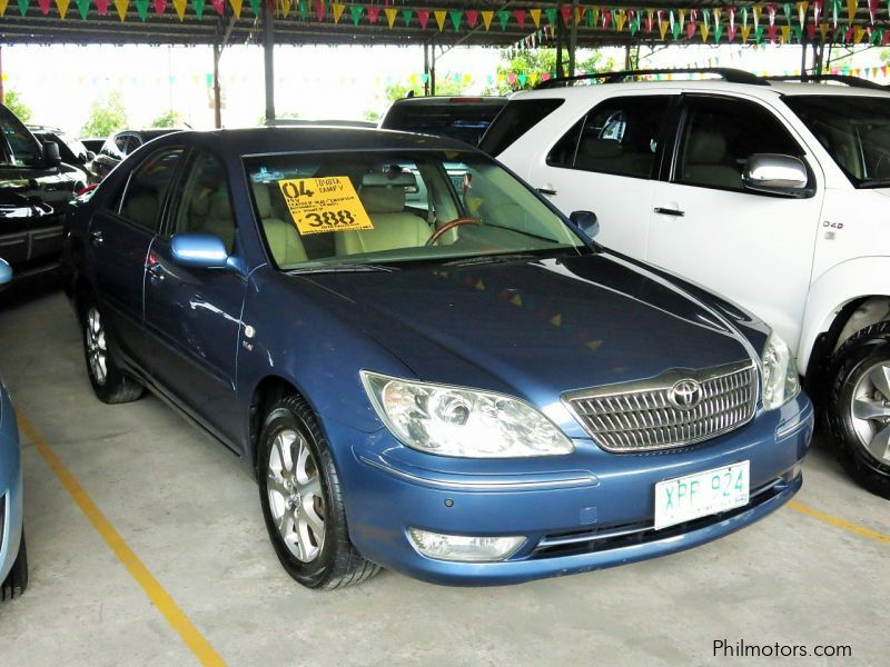 Used Toyota Camry for sale in Pasig City