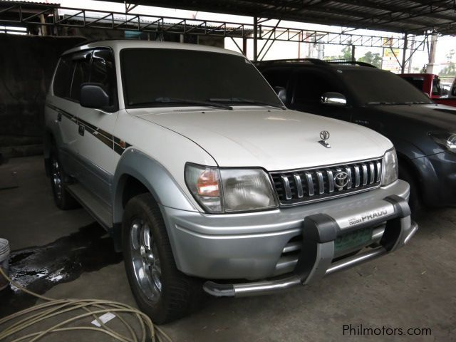 Pre-owned Toyota Land Cruiser Prado for sale in Batangas