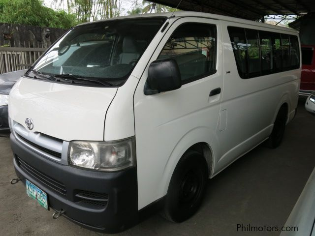 Used Toyota Hi-Ace Commuter for sale in Batangas