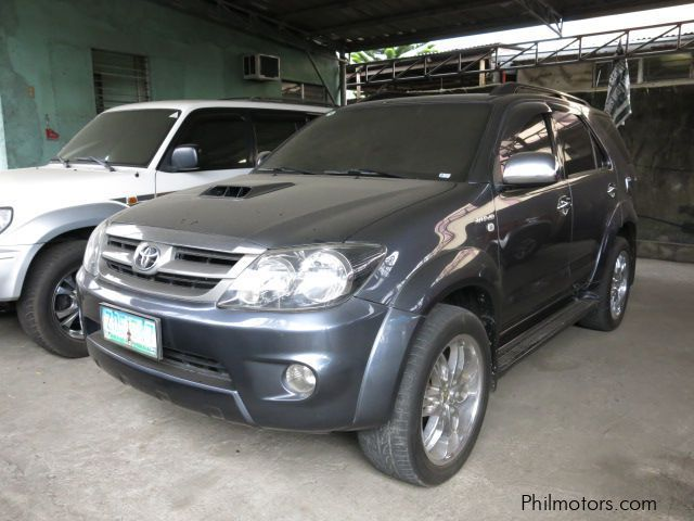 Used Toyota Fortuner for sale in Batangas