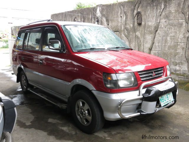 Used Mitsubishi Adventure GLS for sale in Batangas