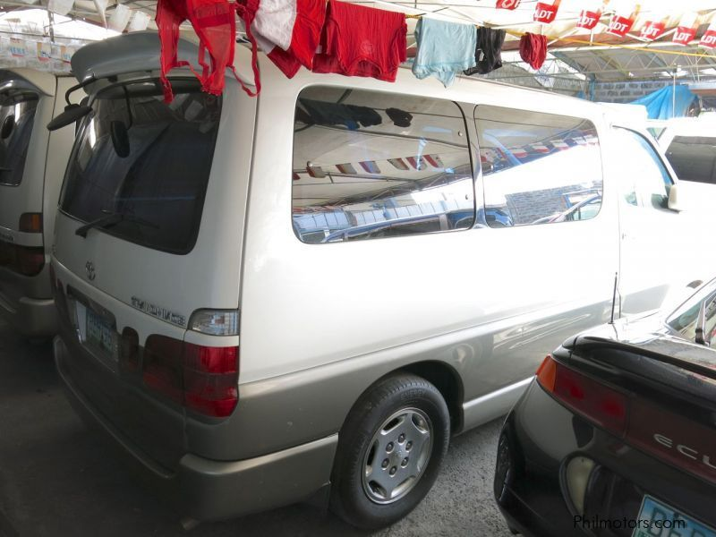 Used Toyota Grand HiAce for sale in Quezon City