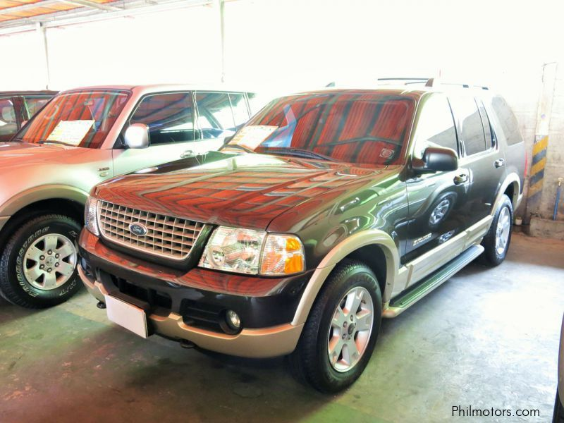 Used Ford Explorer Eddie Bauer Series for sale in Pasig City