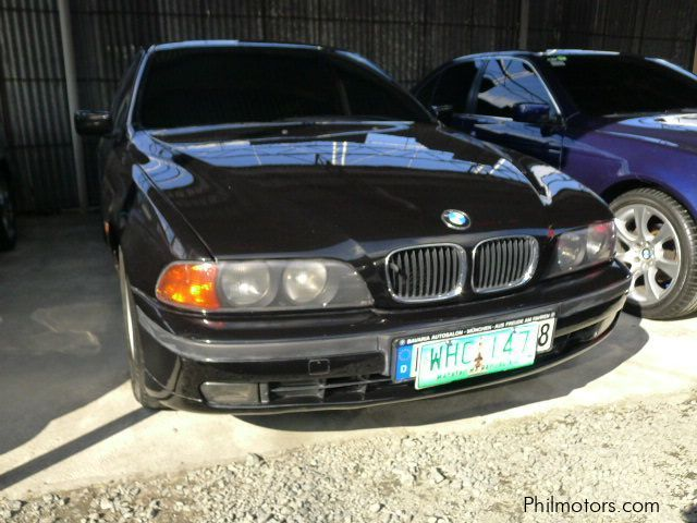 Used BMW 523i for sale in Cavite
