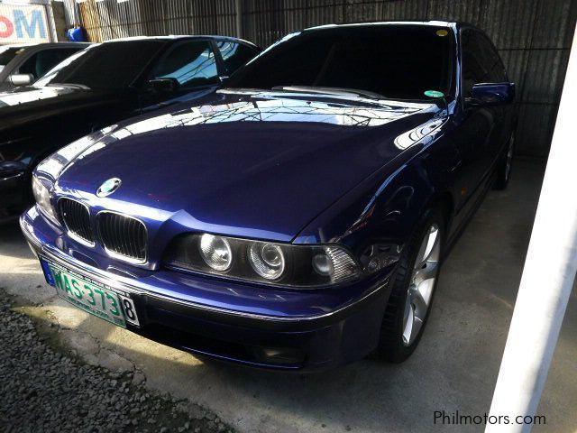 Used BMW 523 for sale in Cavite