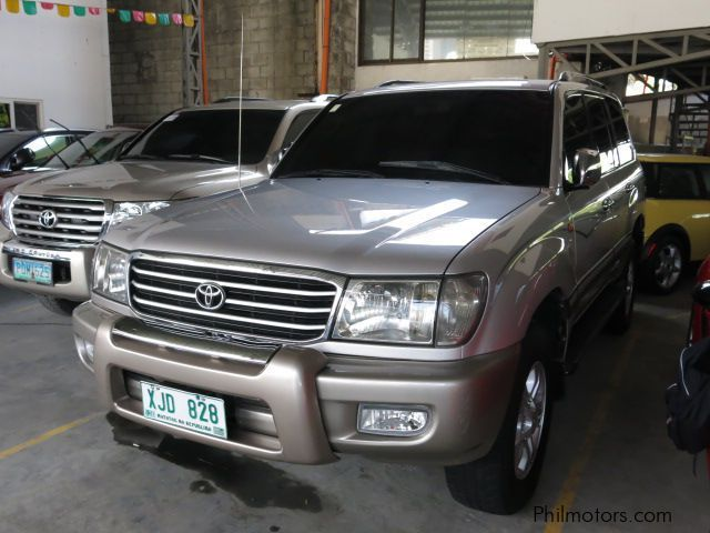 Used Toyota Land Cruiser VX for sale in Pasig City