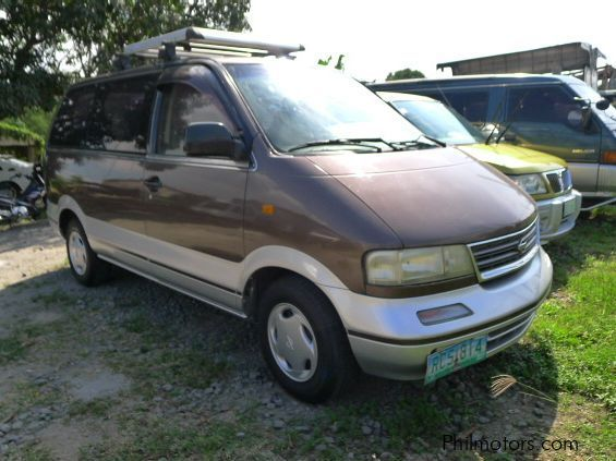 Used Nissan Largo for sale in Cavite
