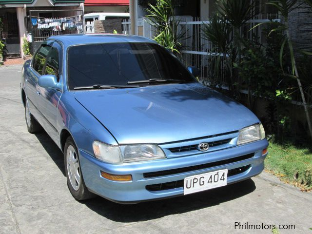 Used Toyota corolla GLI for sale in Cavite