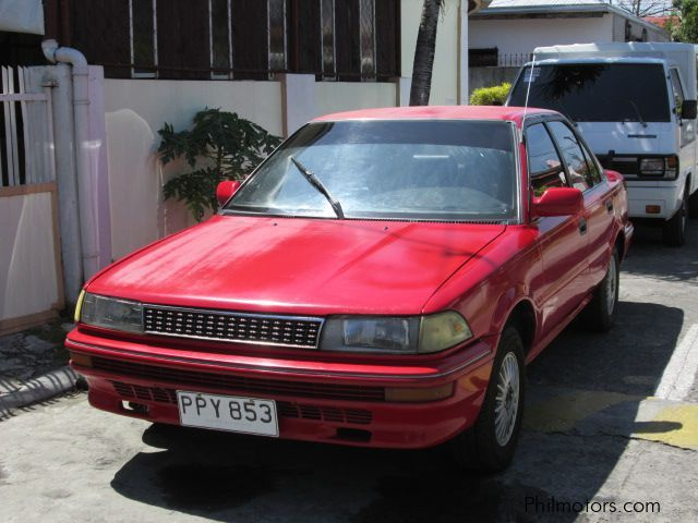Used Toyota corolla GL  for sale in Cavite