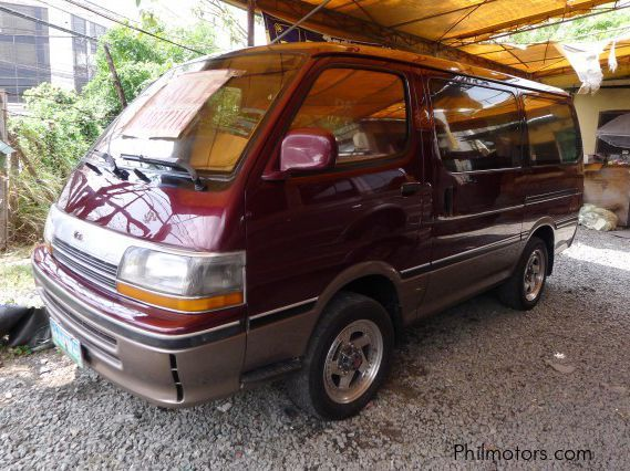 Used Toyota Hi-Ace for sale in Cavite