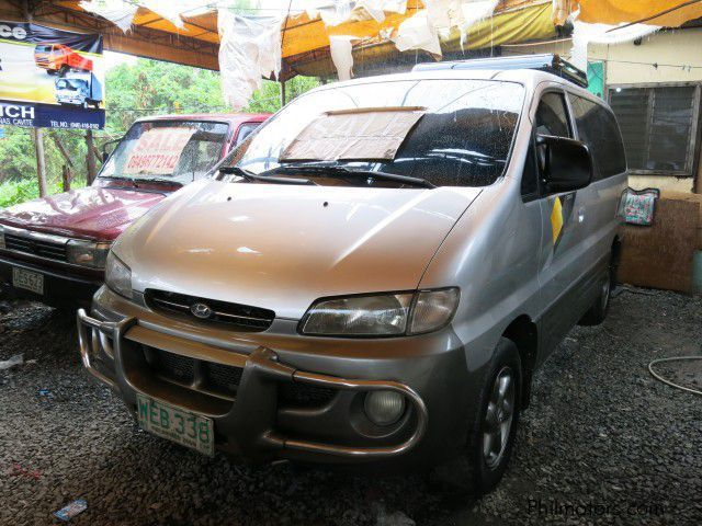 Used Hyundai Starex for sale in Cavite