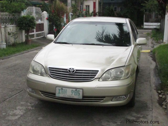 Used Toyota camry for sale in Cavite