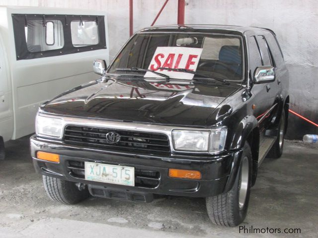 Used Toyota Surf for sale in Cavite
