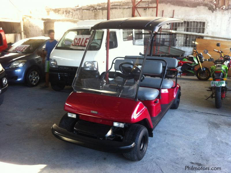 Used Asia yamaha golf cart 4 to 5 seater  for sale in