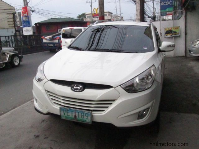 Used Hyundai tucson for sale in Cavite