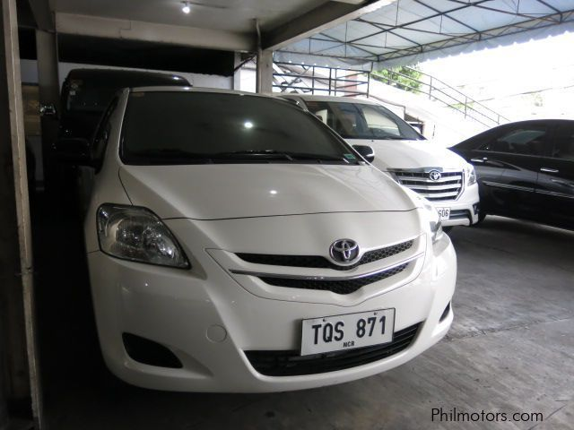 Used Toyota Vios J for sale in Makati City