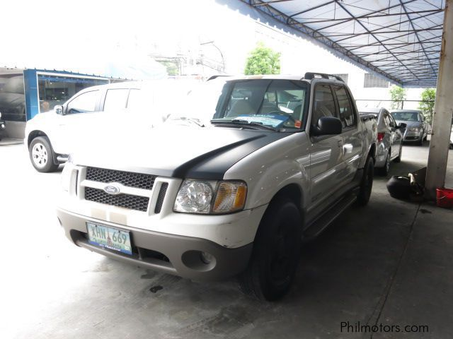 Used Ford Explorer Sport Trac for sale in Makati City