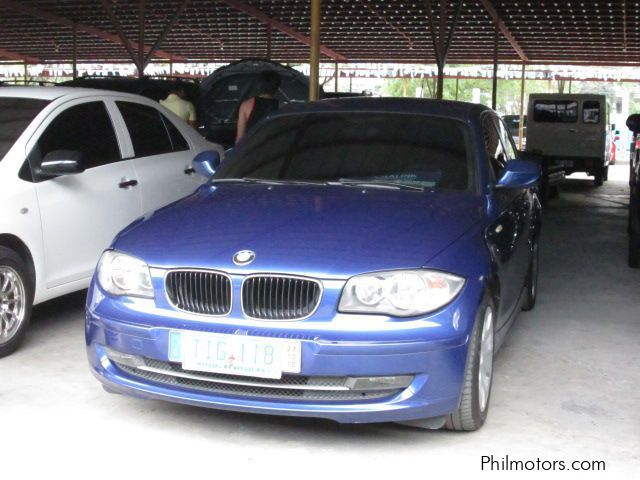 Used BMW 118 d for sale in Pasig City
