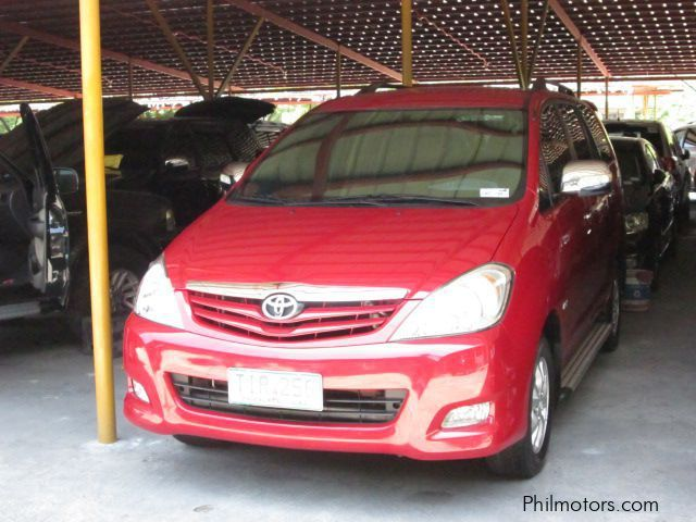 Used Toyota Innova E for sale in Pasig City