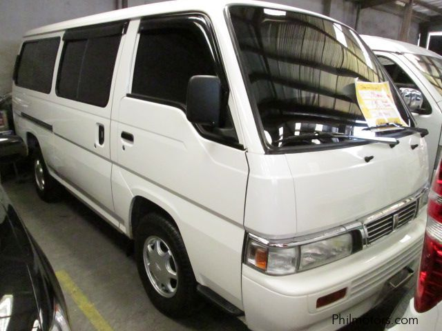 Pre-owned Nissan urvan shuttle for sale in Quezon City
