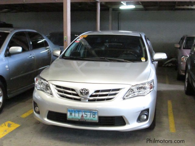 Pre-owned Toyota Corolla Altis for sale in Quezon City