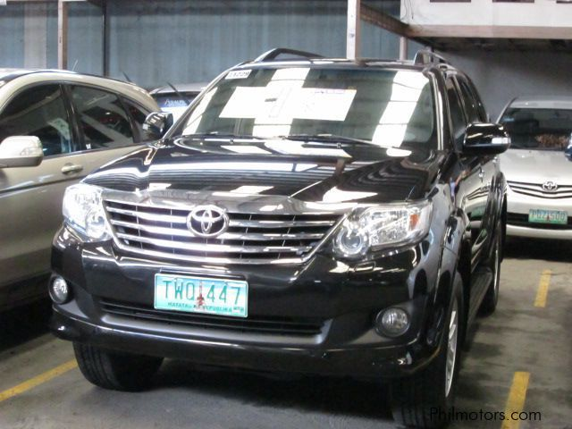 Pre-owned Toyota Fortuner VVTi for sale in Quezon City