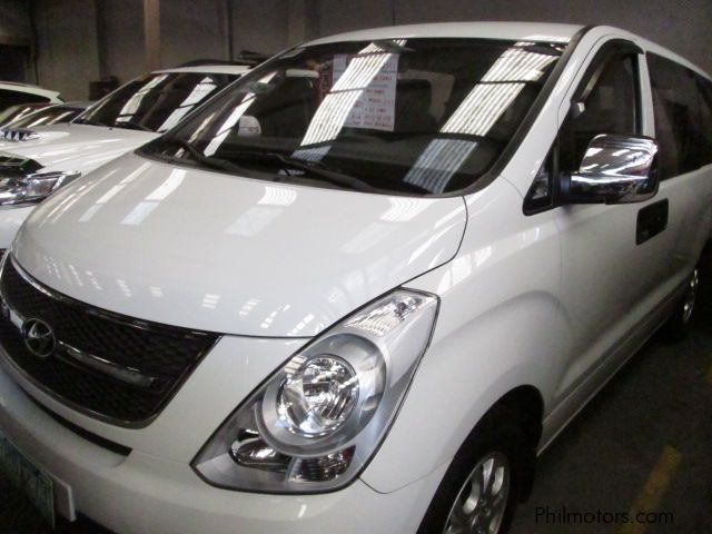 Pre-owned Hyundai Starex TSi for sale in Quezon City