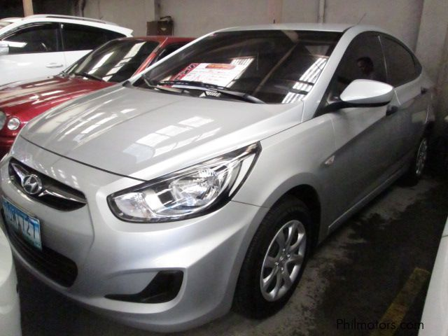 Pre-owned Hyundai Accent for sale in Quezon City
