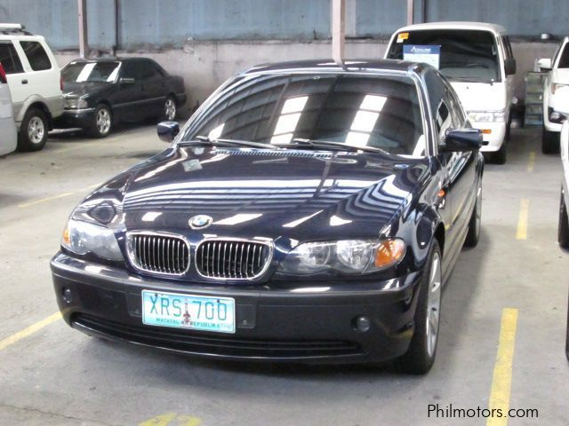 Pre-owned BMW 316 i for sale in Quezon City