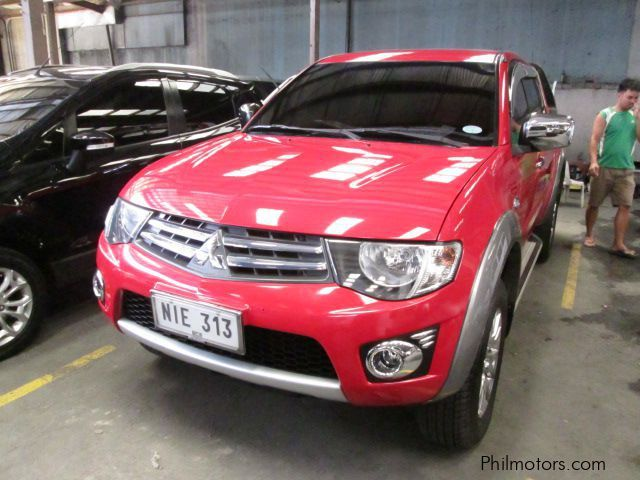 Pre-owned Mitsubishi Strada GLS for sale in Quezon City