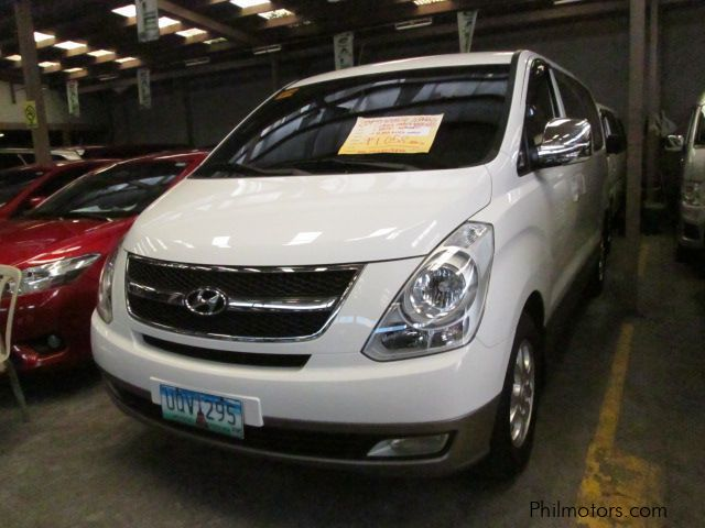 Pre-owned Hyundai starex VGT for sale in Quezon City