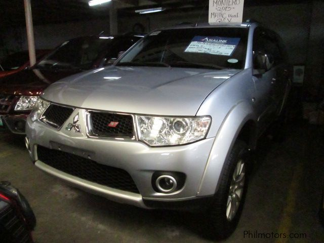 Pre-owned Mitsubishi monterosport GLS V for sale in