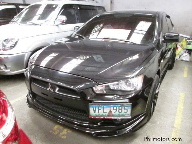Pre-owned Mitsubishi Lancer GTA EX  for sale in