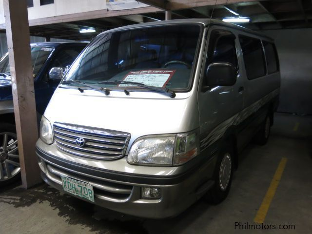 Used Toyota Hi Ace for sale in Quezon City