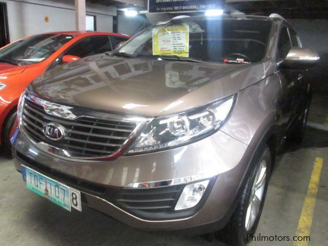 Pre-owned Kia Sportage EX for sale in