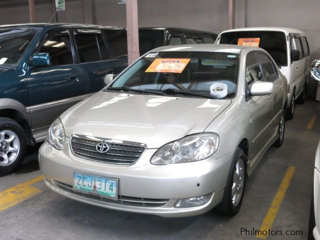 Pre-owned Toyota Altis G for sale in Quezon City