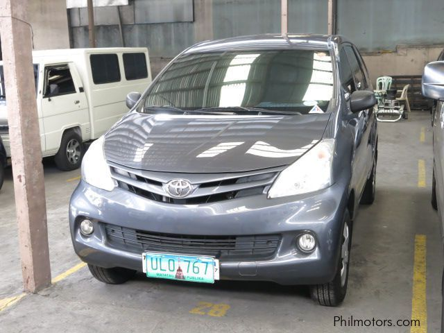 Pre-owned Toyota Avanza J for sale in Quezon City