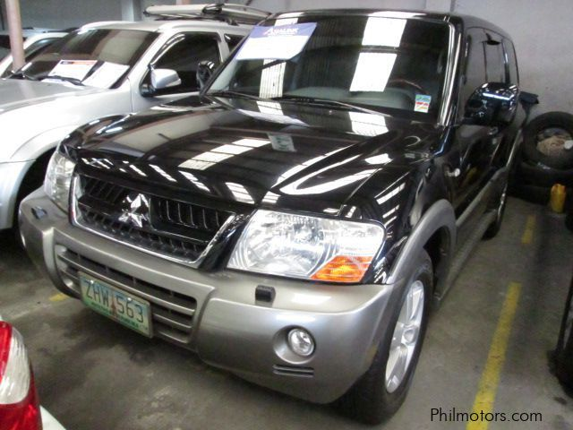 Pre-owned Mitsubishi pajero CK for sale in