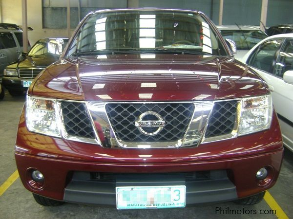 Used Nissan Navara in Philippines