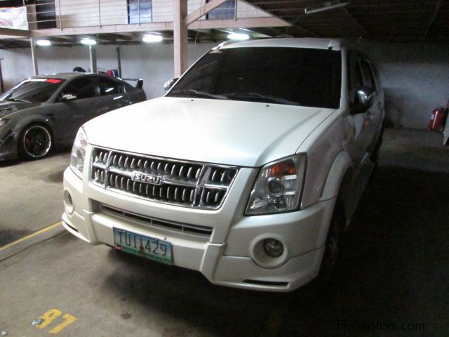 Pre-owned Isuzu alterra for sale in Quezon City