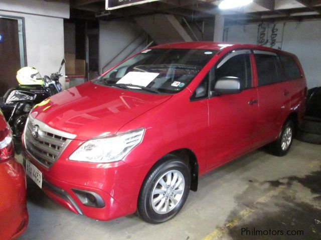 Pre-owned Toyota Innova E for sale in