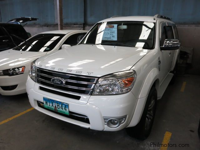 Pre-owned Ford Everest for sale in Quezon City